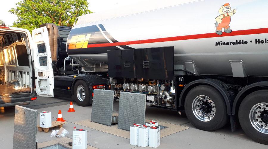 NEU: Synthetischer Diesel an der Tankstelle