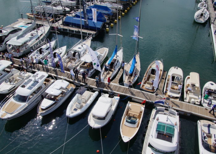 Aussteller Anmeldung ULTRAMARIN Boatshow 2020