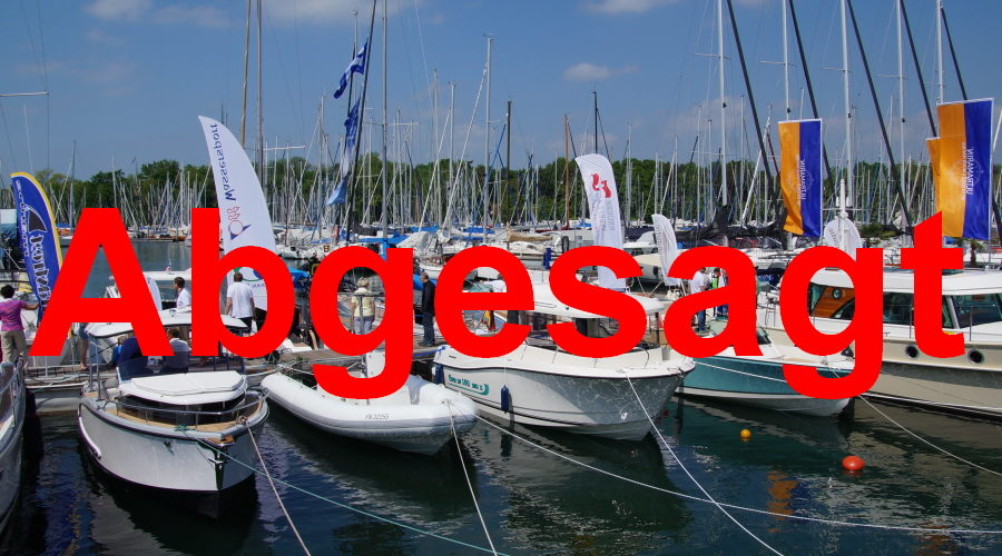 ULTRAMARIN Boatshow 2020 ist abgesagt