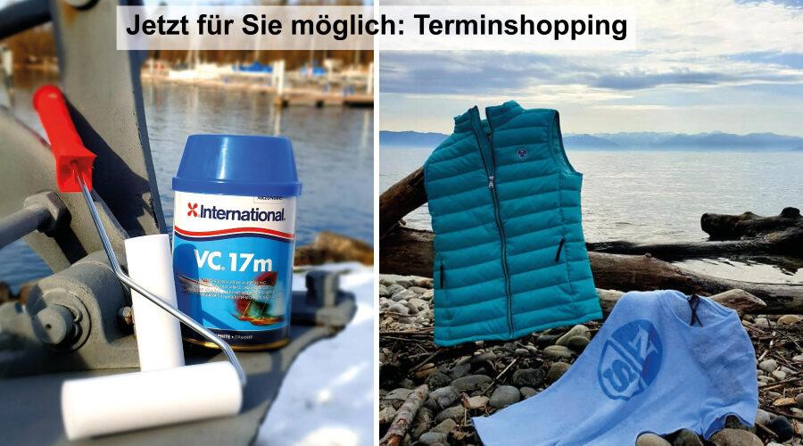 Unser Angebot für Sie: Terminshopping